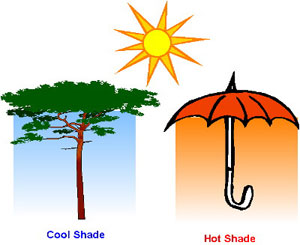 hto and cool shade